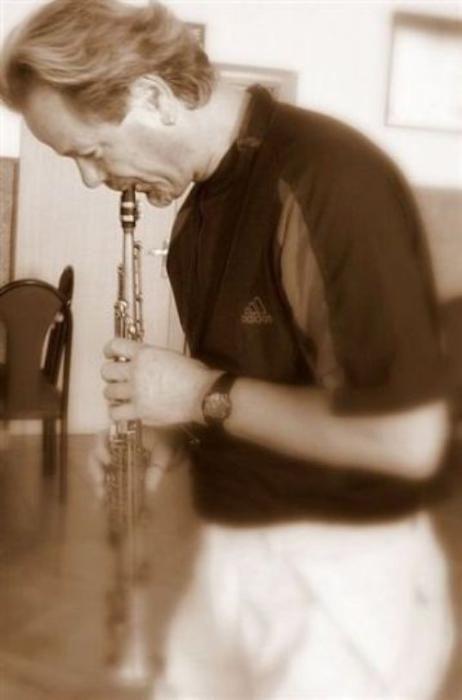 Saksofonista,wokalista