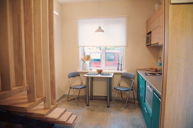 Первая сдача двухуровневая квартира рядом метро сырец