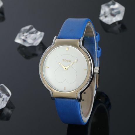 Zegarek misiek miś pasek ekoskórka stal chirurgiczna 3 kolory nowość