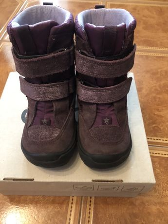 Зимові чобітки ecco