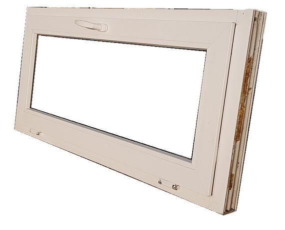 okna kacprzak okno pcv 124x54 używane promocja !