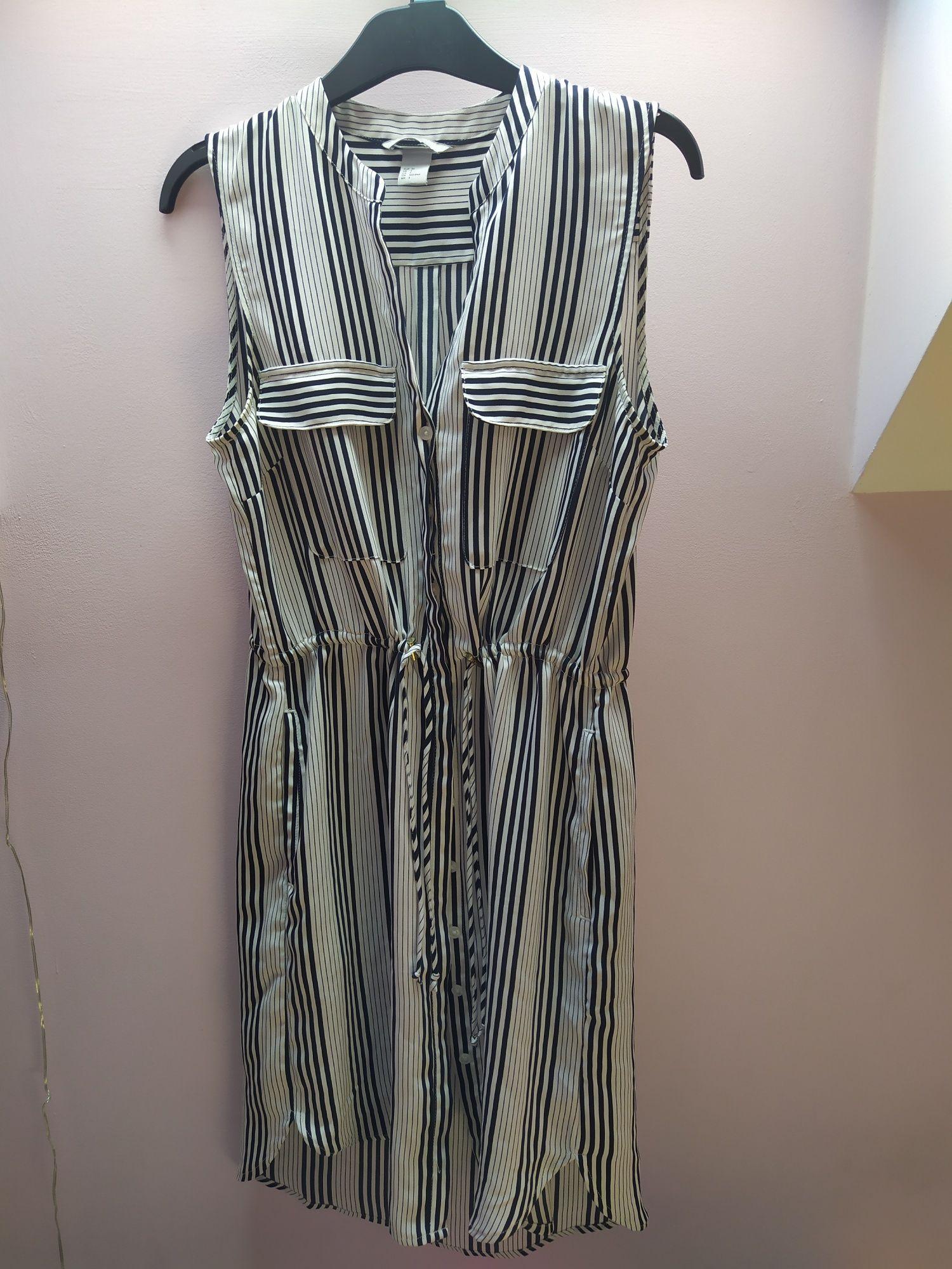 Sukienka H&M, sukienka letnia
