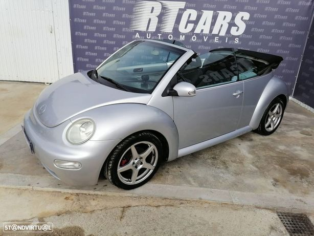 VW New Beetle Cabriolet 2.0 CE EC A.