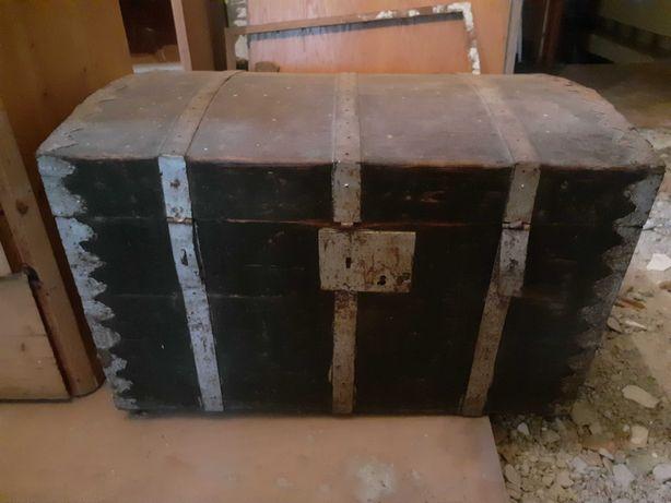 Skrzynia kufer do renowacji