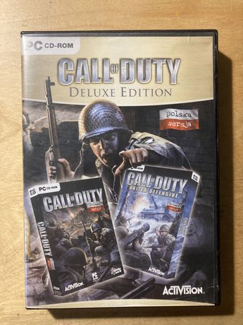 Call of duty deluxe edition PC