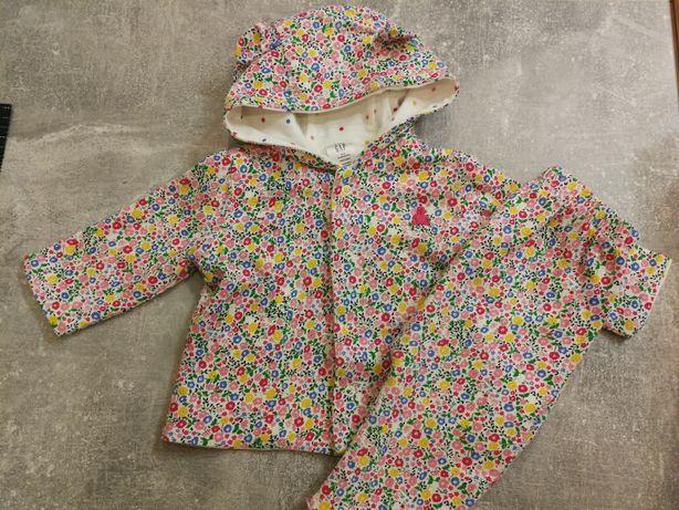 Ciepły dres dla dziewczynki GAP
