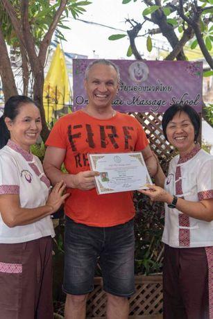 Остеопатия Тайский массаж от инструктора тайской школы