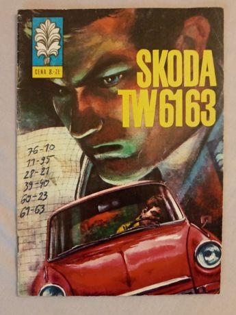 Kapitan Żbik Skoda TW 6163