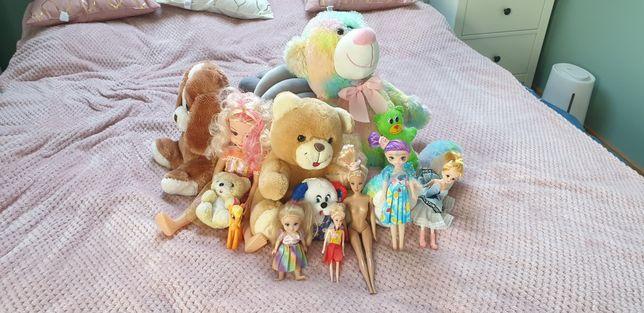 Zabawki dla dziewczynki!