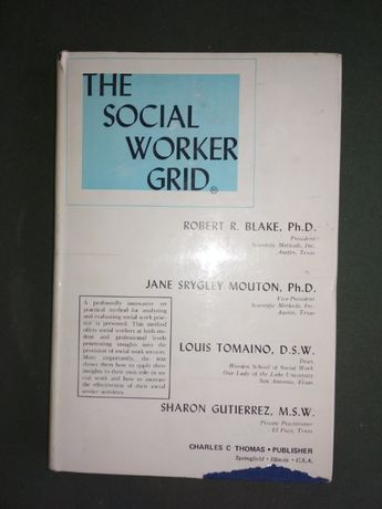 The Social Worker Grid Blake Mouton Социальная работа