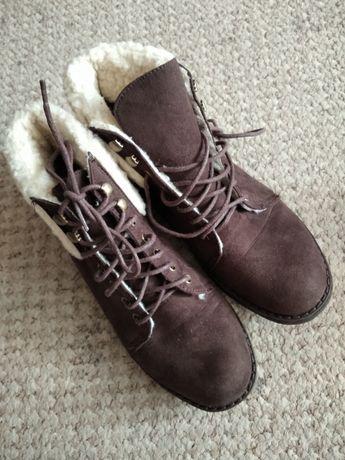 Ботинки зимние  Dorothy Perkins