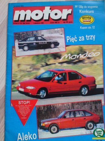 Tygodnik Motor Nr 10/93