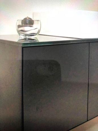tampo de vidro de wc
