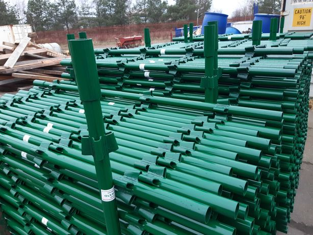 Rusztowanie klinowe choinkowe 100m2 promocja producent od ręki
