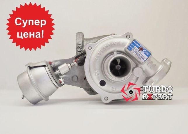 Оригинальная турбина Fiat Doblo, Grande Punto, Linea 1.3 JTD 62/66Kw