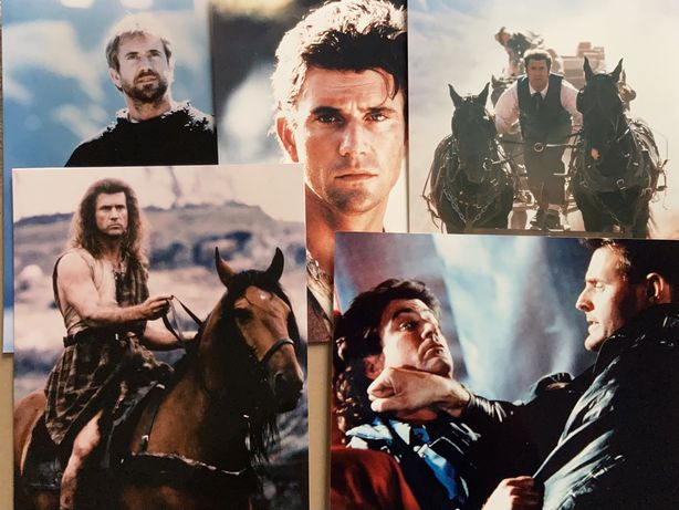 Mel Gibson - zdjecia promo