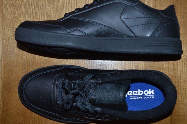 Кожаные кроссовки Reebok Club Memt. Оригинал.
