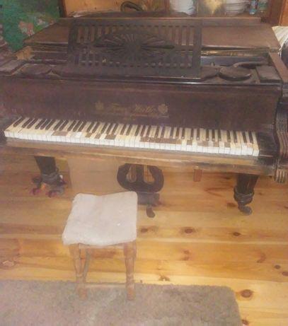 Fortepian do renowacji