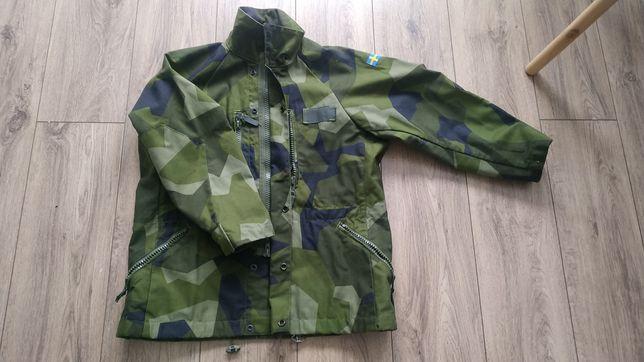 Szwedzka kurtka wojskowa Smock