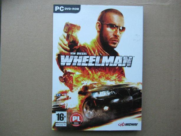 Vin Diesel Wheelman gra PC polska wersja