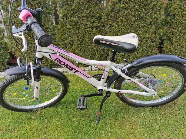 Rower dziewczęcy ROMET