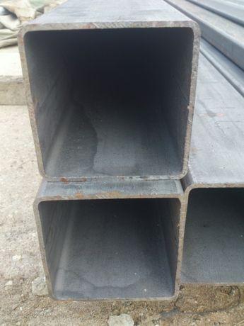 80x80x2mm Profil zamknięty / rura kwadrat / kształtownik L6m