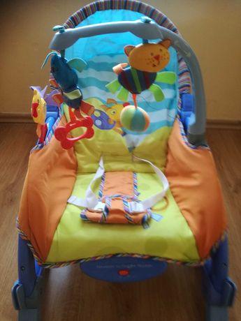 Leżaczek, bujaczek, krzesełko 3 w 1