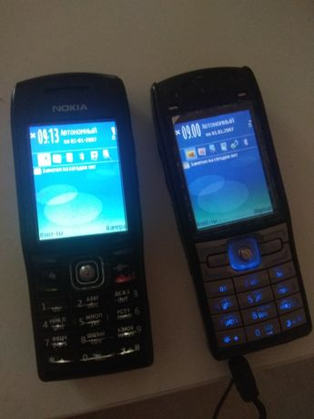 Кнопочный мобильный телефон Nokia