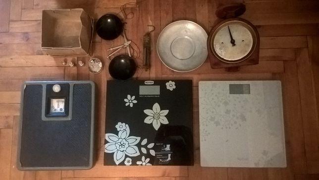 весы разные