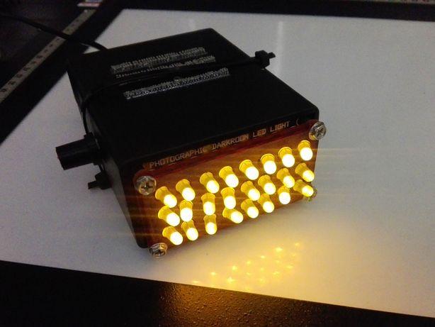 Mikroprocesorowa lampa ciemniowa