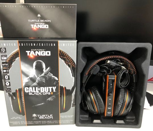 Auscultadores Turtle Beach Call of Duty: Black Ops 2 Ear Force Tango