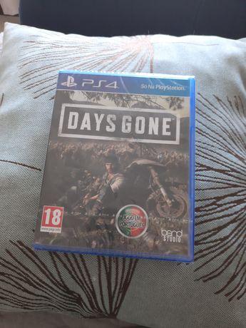 Jogo Days Gone Novo/Selado Playstation 4 (PS4)