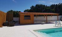 abrigos de jardim / apoio à piscina - Madeira&Conforto