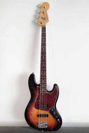 Fender Jazz Bass American Standard Made in USA gitara basowa, perełka!