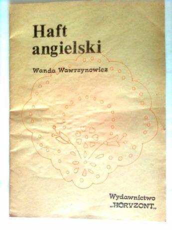 Haft angielski- Wawrzynowicz