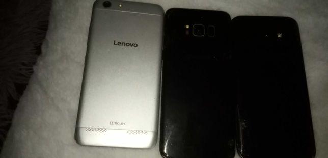 Telefony lenovo Samsung