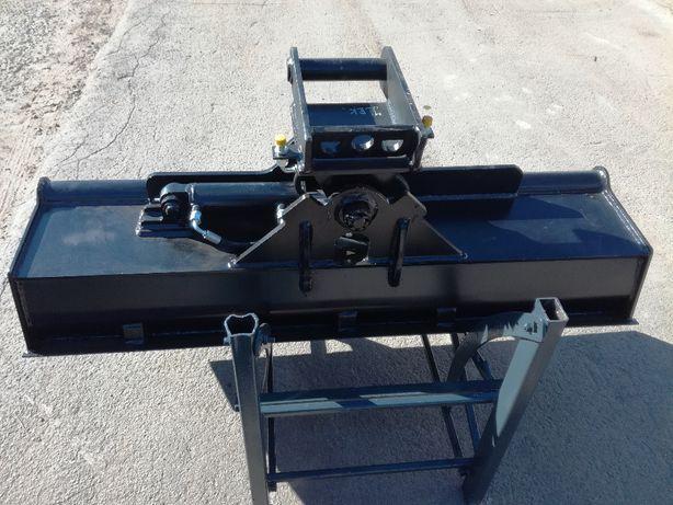 łyżka skarpowa hydrauliczna 1000mm do mini koparki 2-3 tony