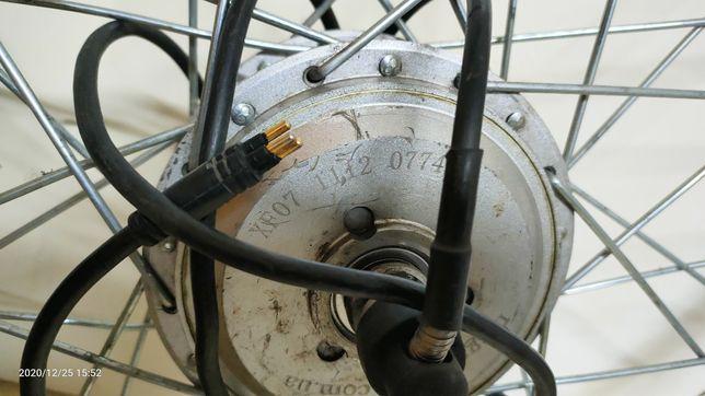 """Мотор колесо 28"""" 350w 36v"""