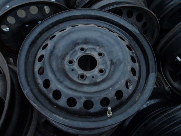 4szt Felgi stalowe Nissan Qashqai Juke Pulsar 16 5x114.3 6,5J czujniki