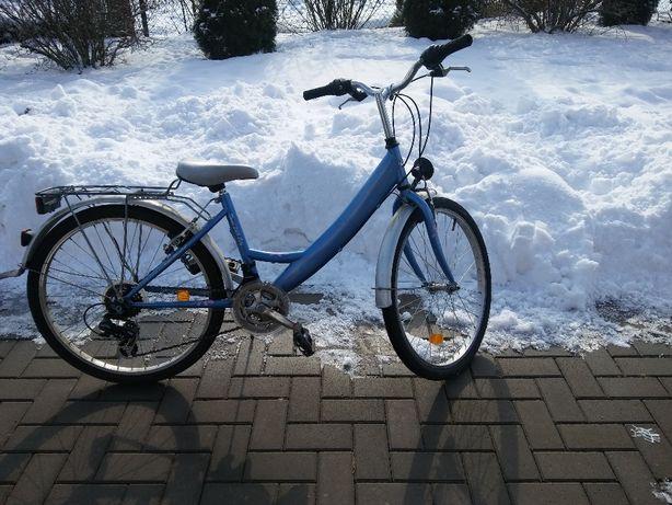 Rower Delta - niebieski