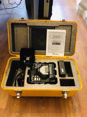 Сварочный аппарат Fujikura 17S 4500 сварок комплект с гарантией