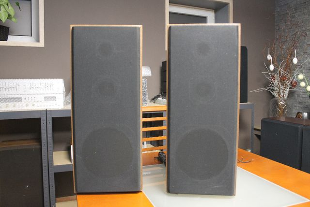 Kolumny Tonsil ZgP 25-8-555 radioodbiorników np Zodiak itp ładne