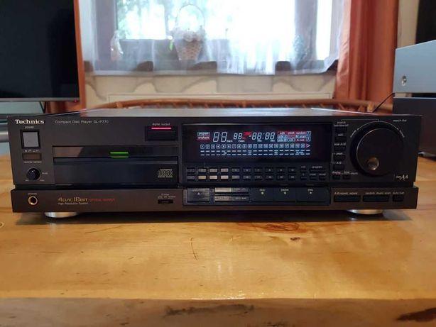 Top Odtwarzacz CD TECHNICS SL-P770 |Wysoki Model. Usterka. Uszkodzony.