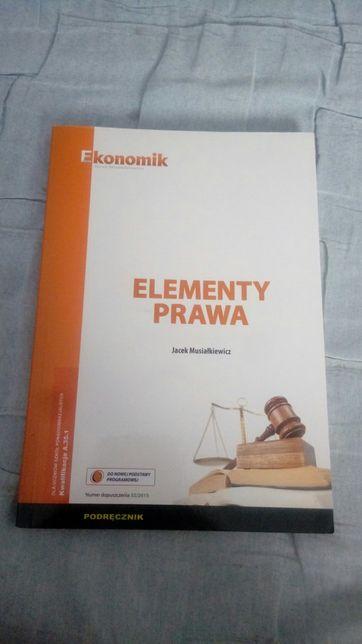 Elementy prawa wyd. Ekonomik