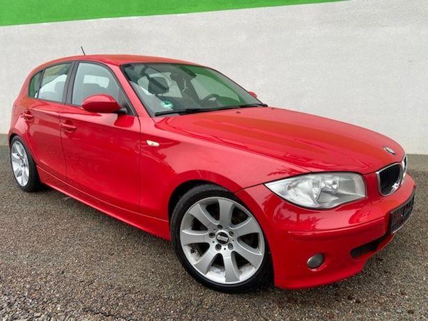 BMW 120i wzorowy stan bbs piękna jedyna taka!!! Sprowadzona Opłacona