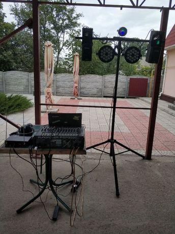 Прокат звука в Полтаве, Кременчуге. Звуковое оборудование. Свет