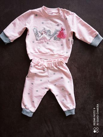 Продам костюм на девочку 6-9 месяцев