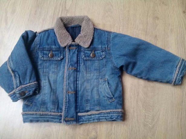 Jeansowa kurteczka na jesien 98