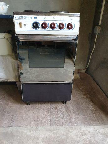 Продам электро плиту ВЕСТА