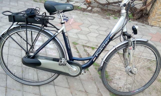 Электровелосипеды из Европы с Li-ion АКБ в Ахтырке.